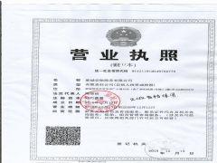 麻城安航船务有限公司证照略缩图