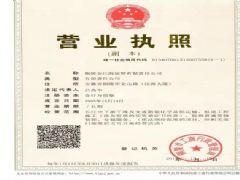 铜陵金江海运贸有限责任公司证照略缩图