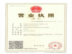 安徽中汇海运有限公司南通分公司证照略缩图