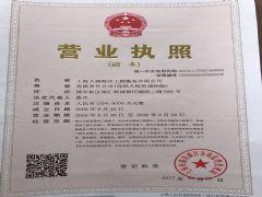 上海大润海洋工程服务有限公司证照略缩图