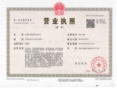 南京德丰海船务有限公司证照略缩图