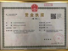 河南鸿祥国际船舶管理有限公司证照略缩图