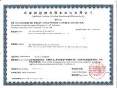 北京华远富邦船舶企业管理有限公司证照略缩图