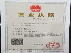 宁波大榭开发区嘉信海运有限公司证照略缩图