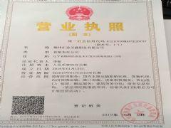 锦州汇业万鑫船务有限公司证照略缩图