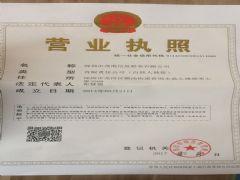 深圳市茂港信息船务有限公司证照略缩图