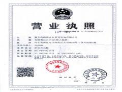 秦皇岛海泰企业管理咨询有限公司证照略缩图