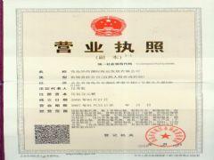 青岛华西国际海运发展有限公司证照略缩图