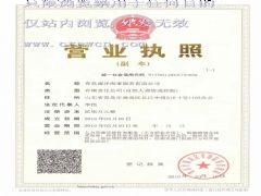 青岛南洋海事服务有限公司证照略缩图