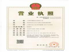 上海神通海运有限公司证照略缩图