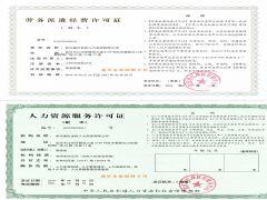 武汉盛世金航人力资源有限公司证照略缩图