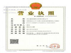 武汉鑫裕盛船员管理有限公司证照略缩图