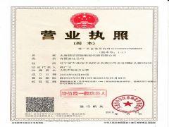 大连锦华国际船舶代理有限公司证照略缩图