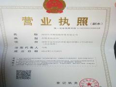 深圳市洋腾船舶管理有限公司证照略缩图