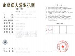 天恩璐(大连)航运有限公司证照略缩图