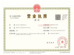 武汉扬子江游船有限公司证照略缩图