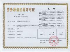 山东鑫领航船务有限公司证照略缩图