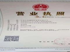 石家庄泰鑫船舶管理有限公司证照略缩图