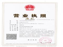 中宇远洋海运有限公司证照略缩图