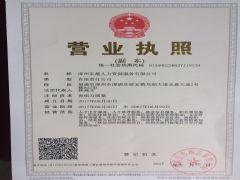 漳州东越人力资源服务有限公司证照略缩图
